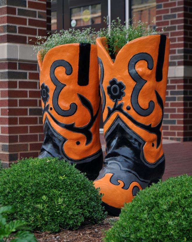 OSU Landscape Boots