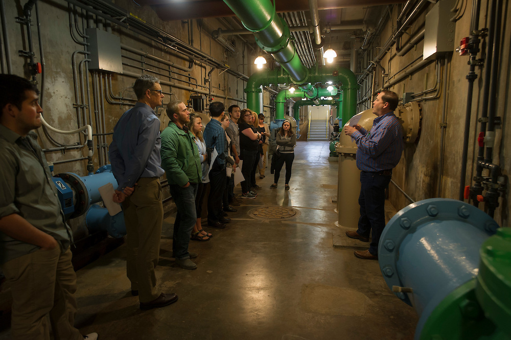 Water Treatment Plant Tour